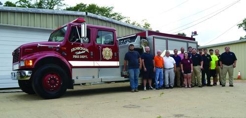 montgomery county ms volunteer fire dept